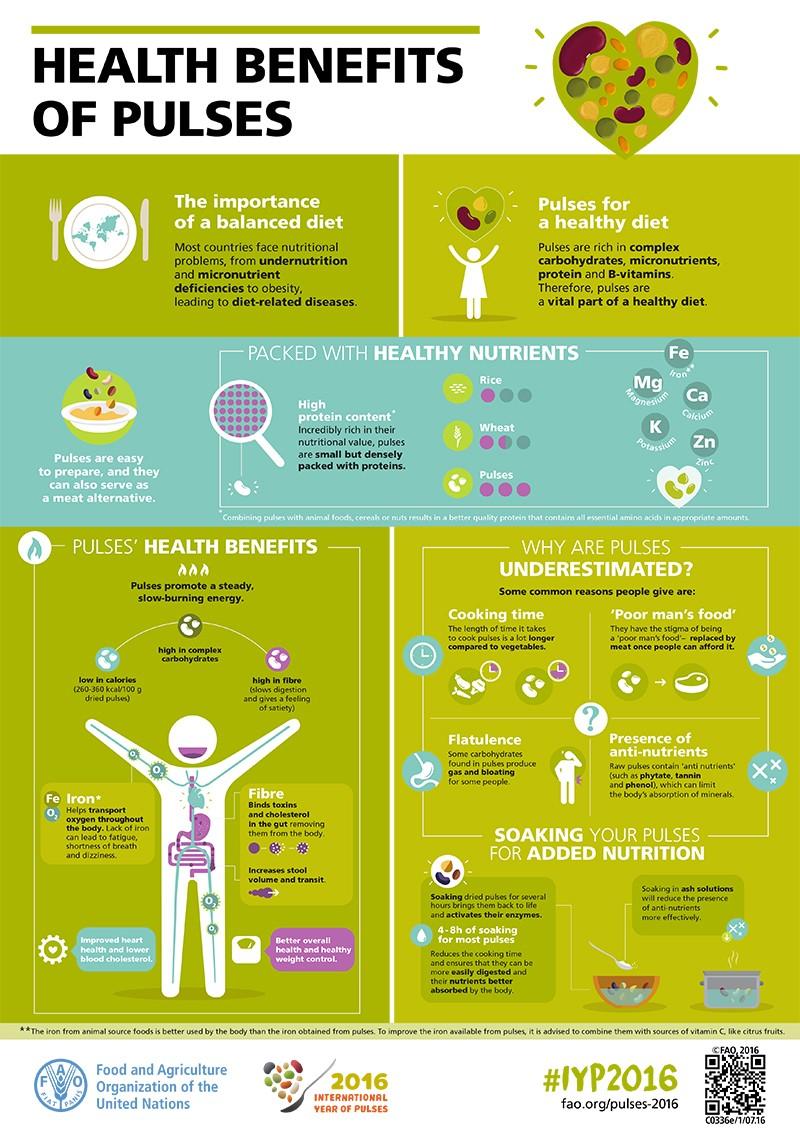 Gezondheidsvoordelen van peulvruchten