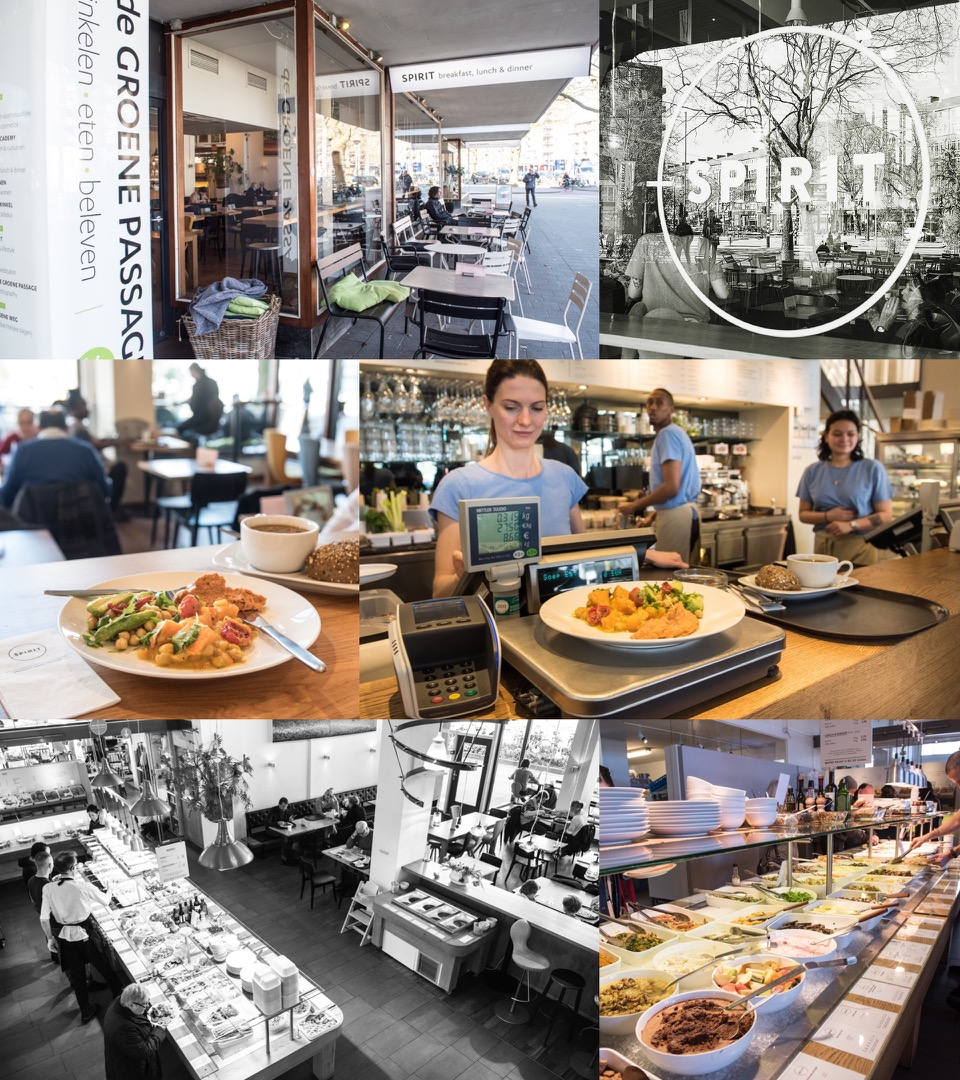 Op bezoek bij: restaurant Spirit in Rotterdam